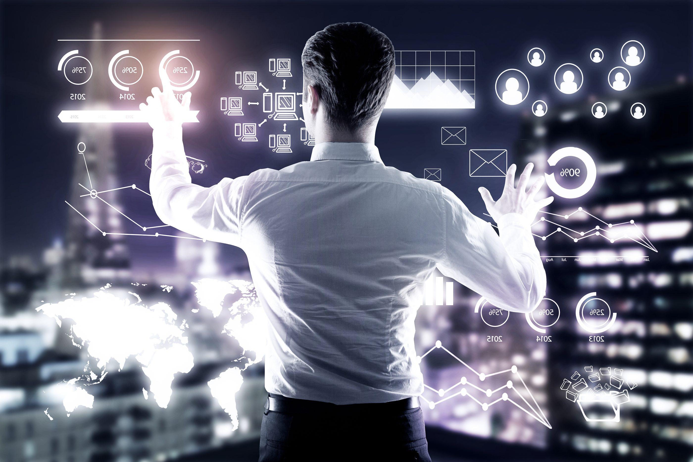 Segurança e tecnologia: crescimento e expectativas.
